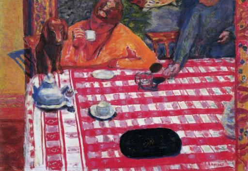 Bonnard Pierre, Le café, 1915, Huile sur toile, 73 x 106,4 cm, Tate, Londres