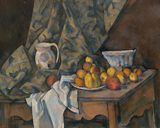 Cézanne Paul, Nature morte avec Pommes et Pêches, 1905, huile sur toile, 81 x 100 cm, National Gallery of Art, Washingtonof Art, Washington
