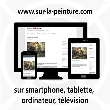 www.sur-la-peinture à lire sur tous vos écrans