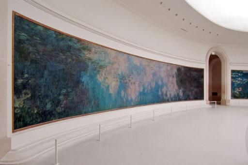 Monet Claude, Les Nymphéas, Les Nuages, vers 1915 - 1926, 200 x 1 275 cm, Musée de l'Orangerie, Paris