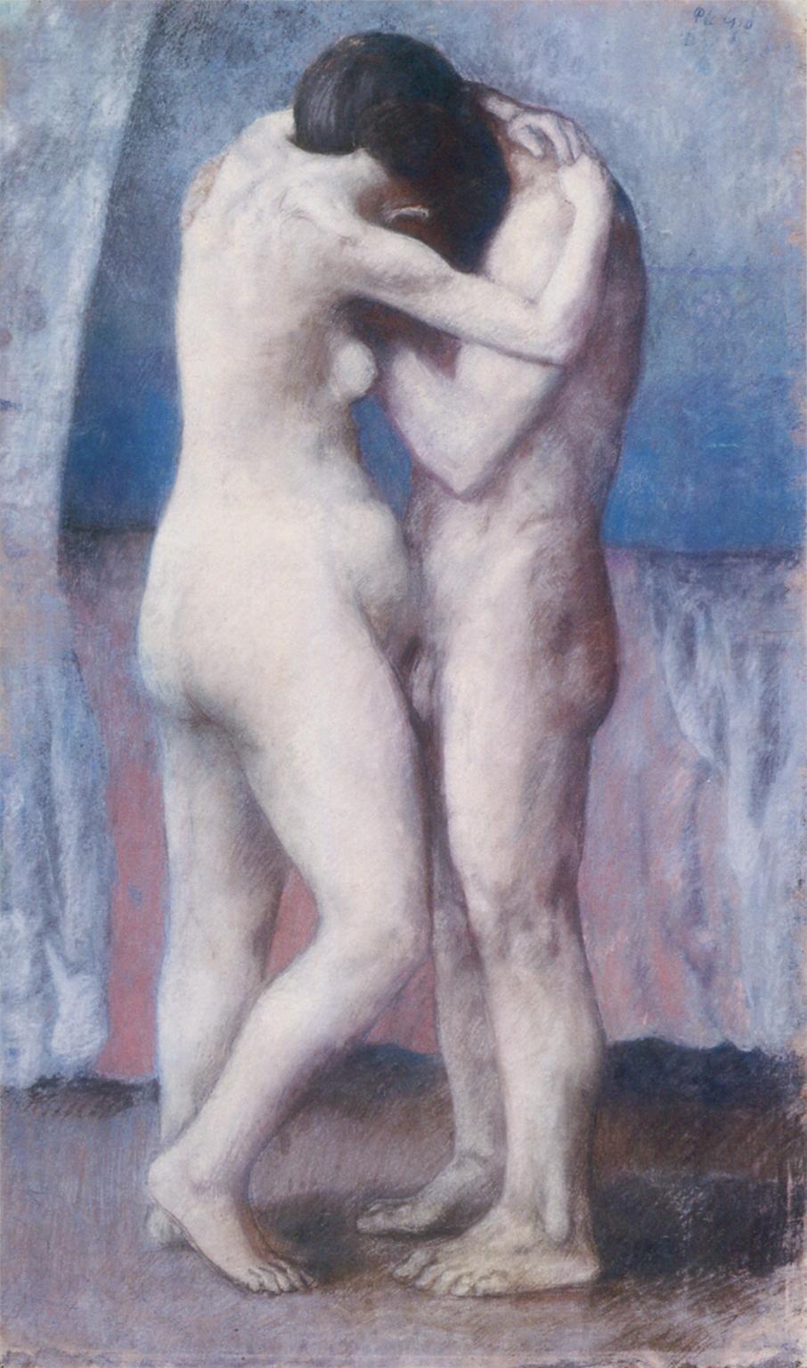 Picasso a-t-il un cœur ? | Sur la peinture