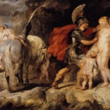 Rubens Peter-Paul, Persée délivrant Andromède, 1622, huile sur toile, 100 x 139 cm, Gemäldegalerie, Berlin