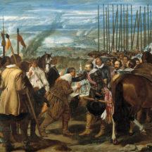 Velázquez Diego, La Reddition de Breda, vers 1634, huile sur toile, 367 x 307 cm, Museo del Prado, Madrid