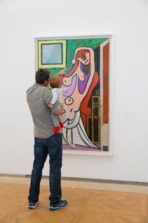 Le Parisien, Le succès au rendez-vous pour la FIAC et le musée Picasso, Photo Matthieu de Martignac