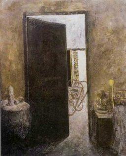 Rémy Aron, huile sur toile