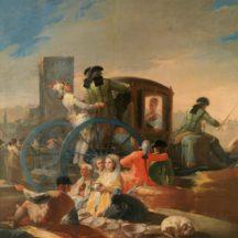 Goya, Francisco de Goya y Luciente, Le potier, 1778-1779, huile sur toile, 259 x 220 cm, Musée du Prado Madrid, Copyright de la imagen ©Museo Nacional del Prado