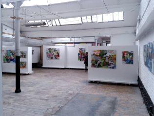 Jean-Marc Trimouille à La plus petite galerie du monde (OU PRESQUE), octobre 2018