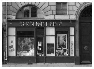 Magasin Sennelier du 3, quai Voltaire Paris